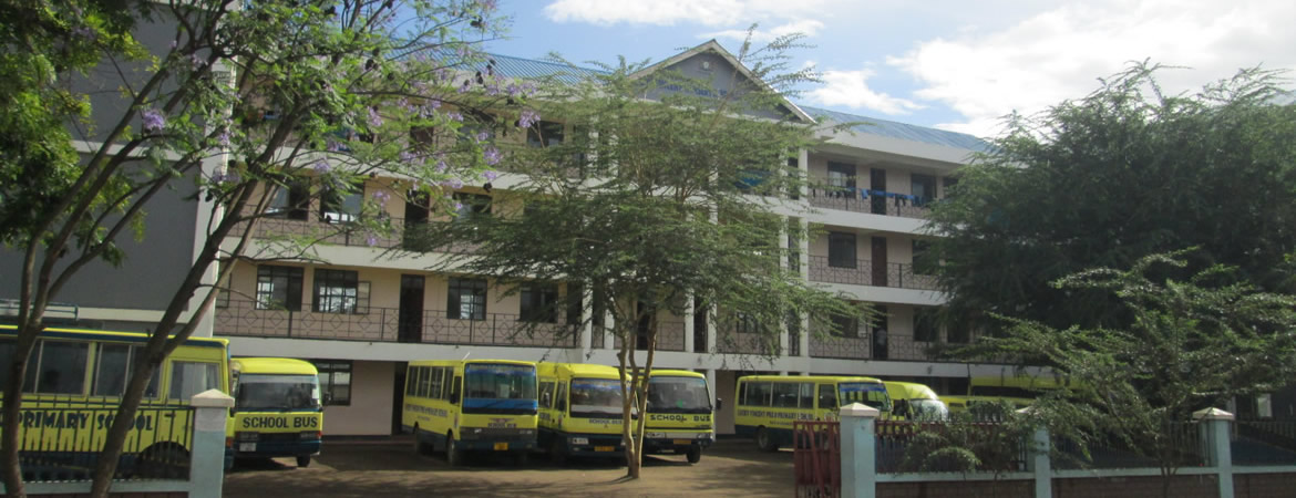 Welcome to Lucky Vincent School, Arusha