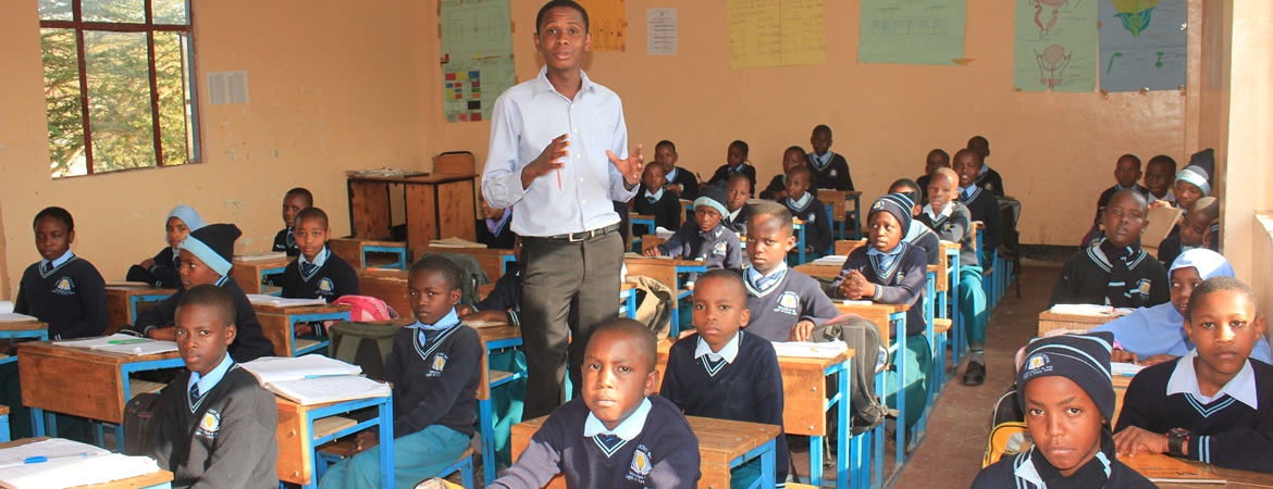 Lucky Vincent school is simply located at Mbauda 300metres from Field Force bus stop